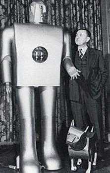 Electro el Robot
