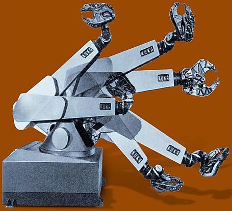 Kuka robotica y Famulus