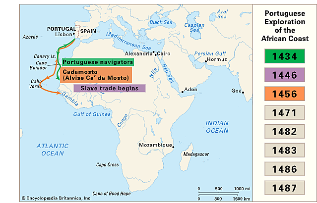 Gambia and Cape Verde Islands