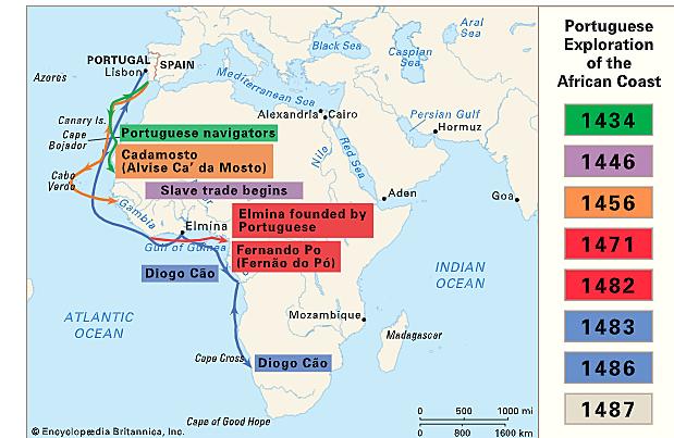 Diogo Cao Second Voyage