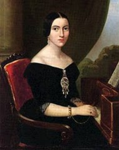 He married with Giuseppina Strepponi
