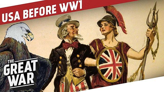 America Joins World War I