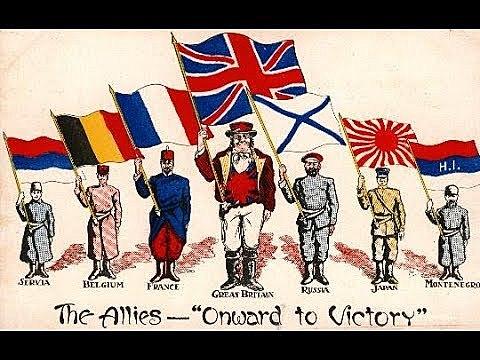 Germany signed her surrender.