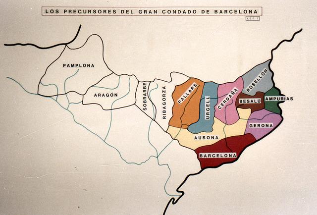 condado de Barcelona