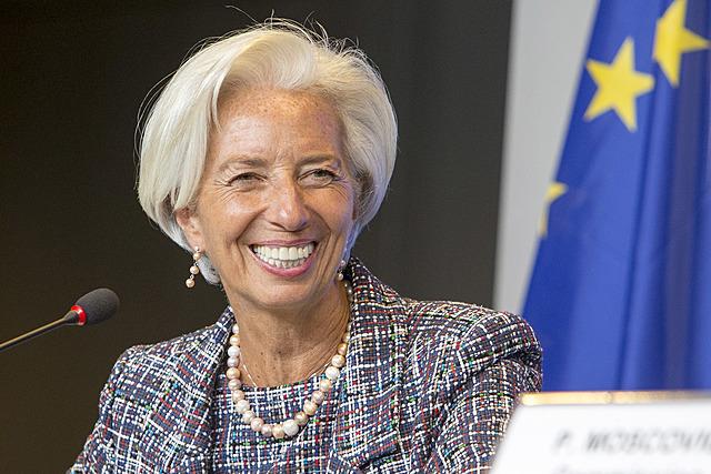 Christine Lagarde Presidente BCE