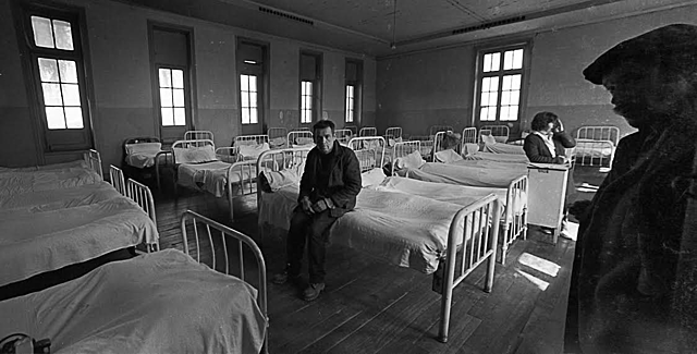 First psychiatric hospital in the world