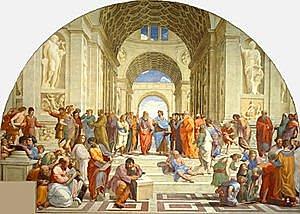 Rafael Escuela de Atenas