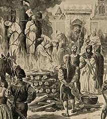 Creación de la inquisición romana