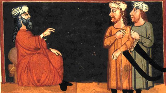 Califato Abasí.