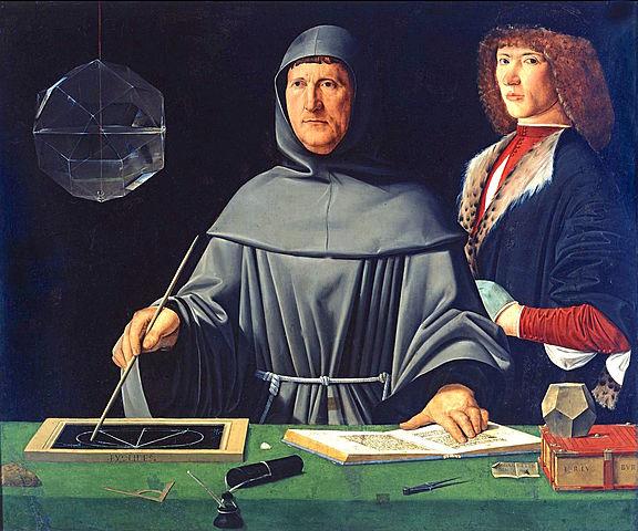 Fray Lucas de Paciolo y la necesidad del entendimiento matemático para la Contabilidad