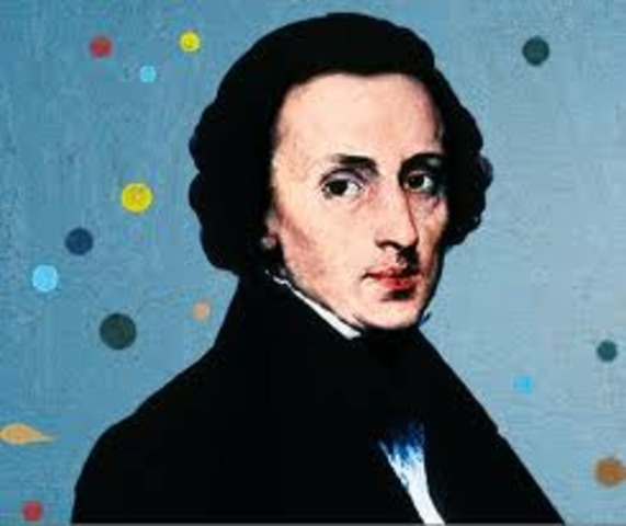 He was born the 1st March in 1810 near Varsovia.