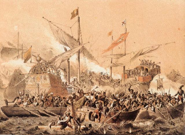 Caida de Constantinopla e Imperio Romano