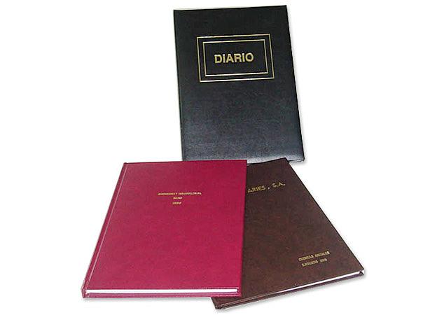 Memoriale,Gionale y Cuaderno