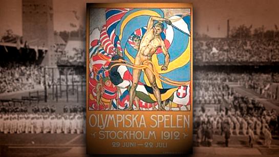 Juegos Olímpicos en Estocolmo, Suecia