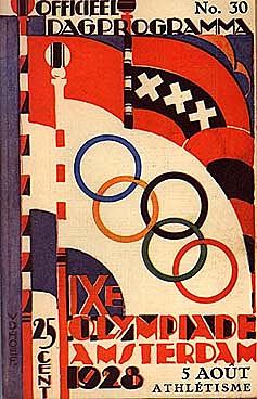 Juegos Olímpicos en Amsterdam