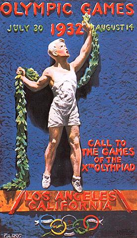 Juegos Olímpicos en Los Angeles, EE.UU
