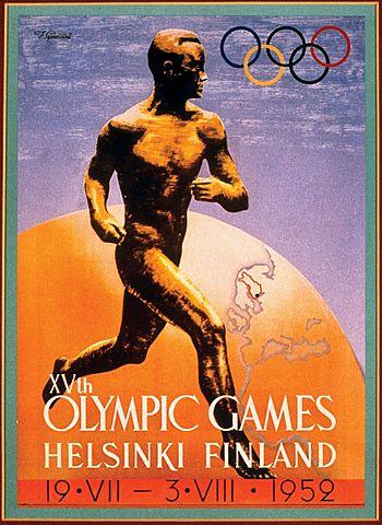Juegos Olímpicos en Helsinki