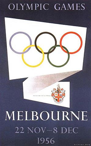 Juegos Olímpicos en Melbourne