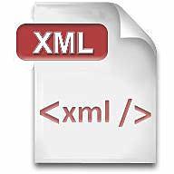 Creación del primer borrador del lenguaje XML