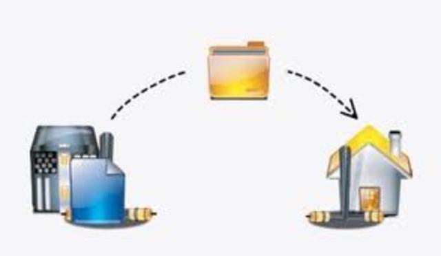 creacion del FTP