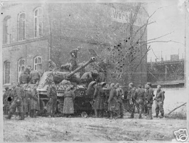 USSR invades Berlin