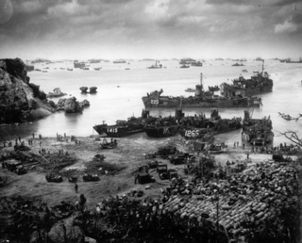 Battle of Okinawa ends