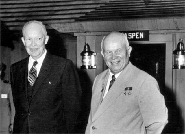 Khruschev-Eisenhower Summit