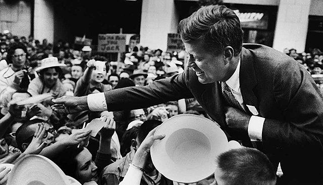 JFK Elected