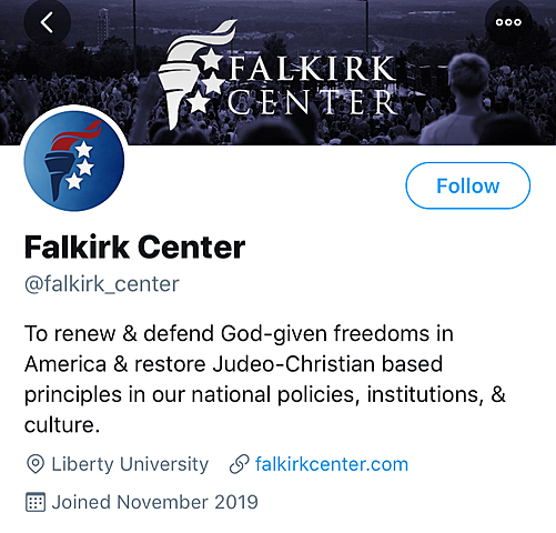 Falkirk Center Launches
