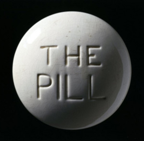 The pill invented