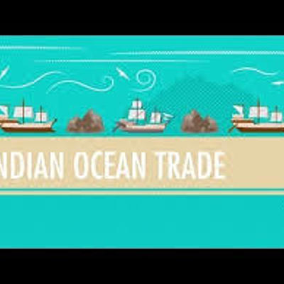 Trade in the Indian Ocean timeline