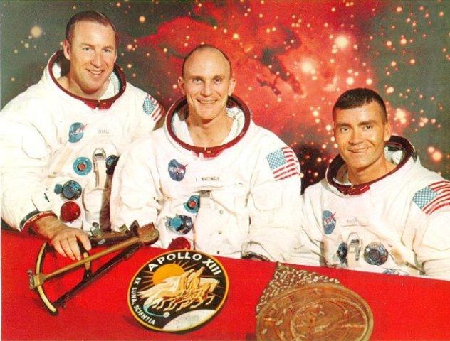 Apollo 13 Fiasco