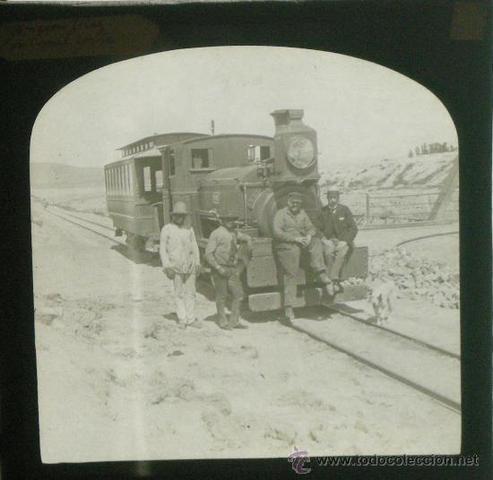 Finalización ferrocarril Panamá