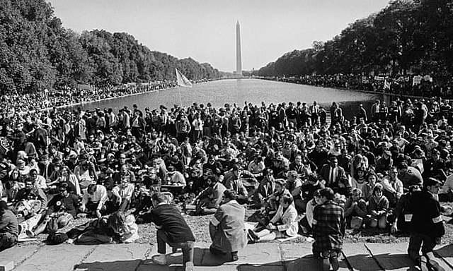 The Moratorium March