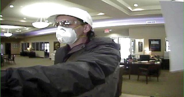 Bank Robbery, Azle, TX