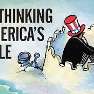 Tema 7 USA - Mellem isolationisme og aktivisme timeline