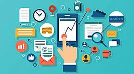 Marketing Digital timeline