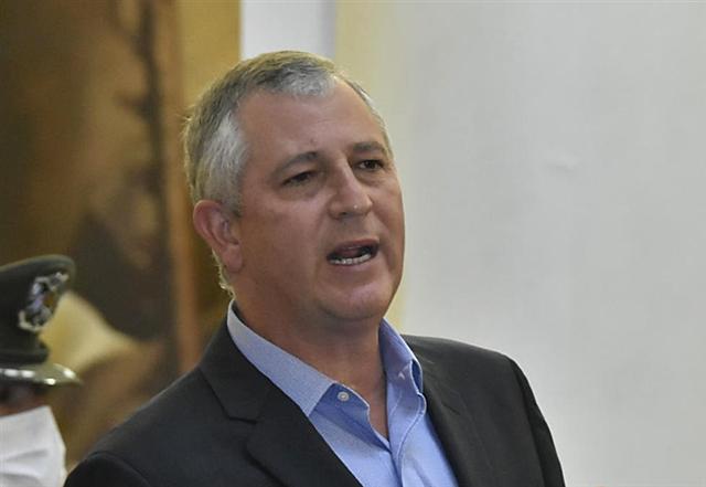 """Branko Marinkovic asume Ministerio de Planificación y pide que a la economía """"la arreglemos entre todos"""""""