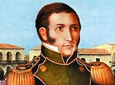 Dorrego vuelve a la gobernación de Buenos Aires