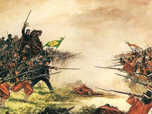 Guerra contra el Paraguay