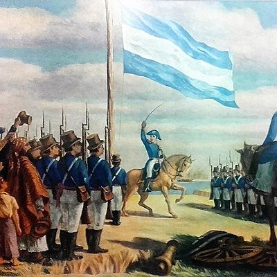 Historia argentina. Didáctica de Ciencias Sociales II timeline