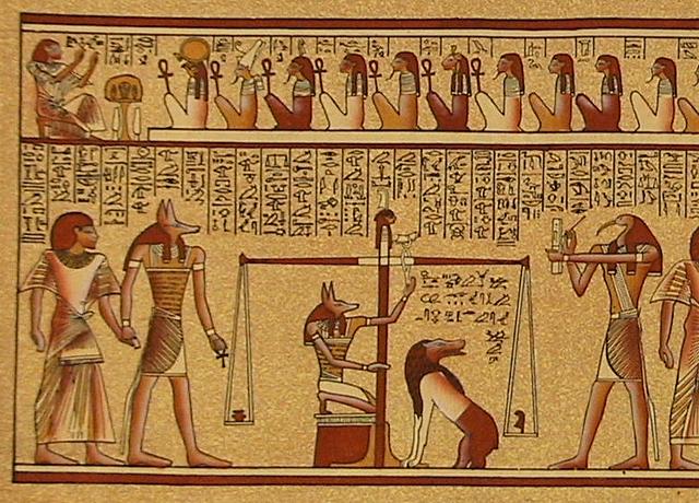 Escrituras Egipcias