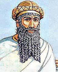 Rey Hammurabi