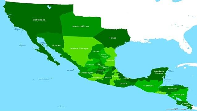 Primer Imperio de Iturbide
