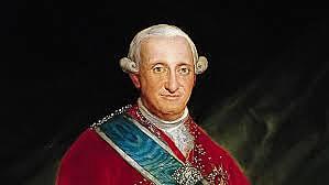 Carlos IV llega al trono