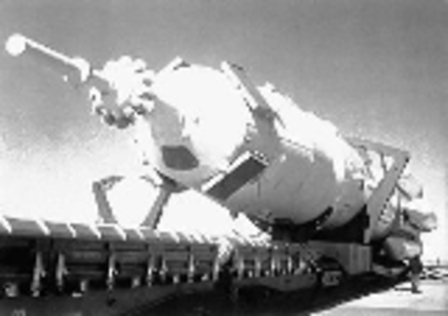 Soviet Moonshot