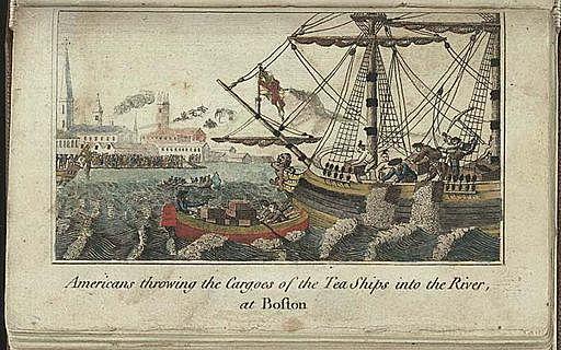 The Boston Teaparty