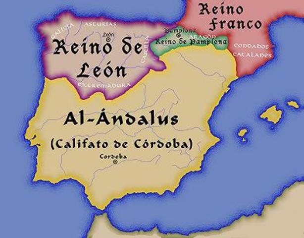 Mallorca dins de l'emirat de Córdova (estat d'Omeia)