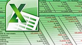 Historia de la Contabilidad y el Excel timeline