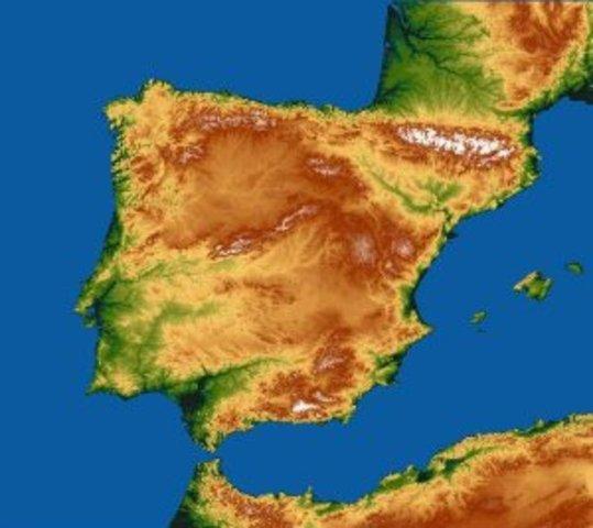 Conquista musulmana de la Península Ibérica
